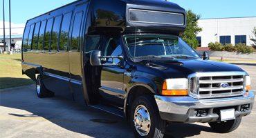 18 Passenger party bus Charlotte
