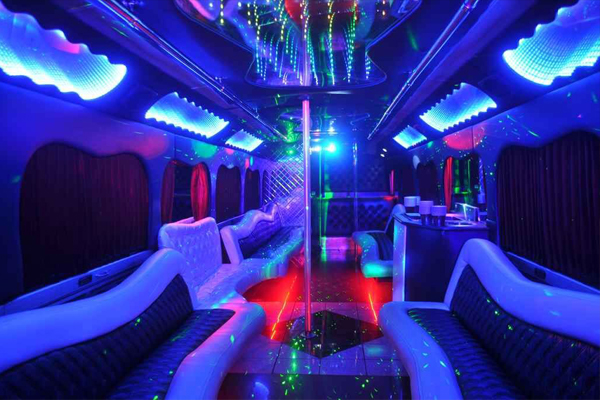 party bus charlotte rental service cheap party and charter buses