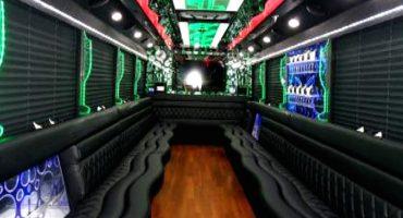 22 passenger party bus 1 Charlotte