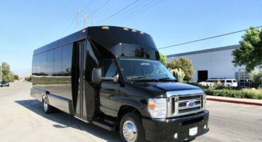 22 passenger party bus Charlotte