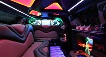 Chrysler 300 limo rental Charlotte