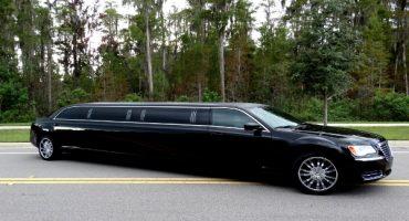 Chrysler 300 limo service Charlotte