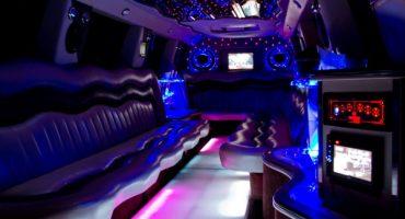 Escalade limousine service Charlotte