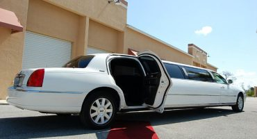 lincoln stretch limo Charlotte